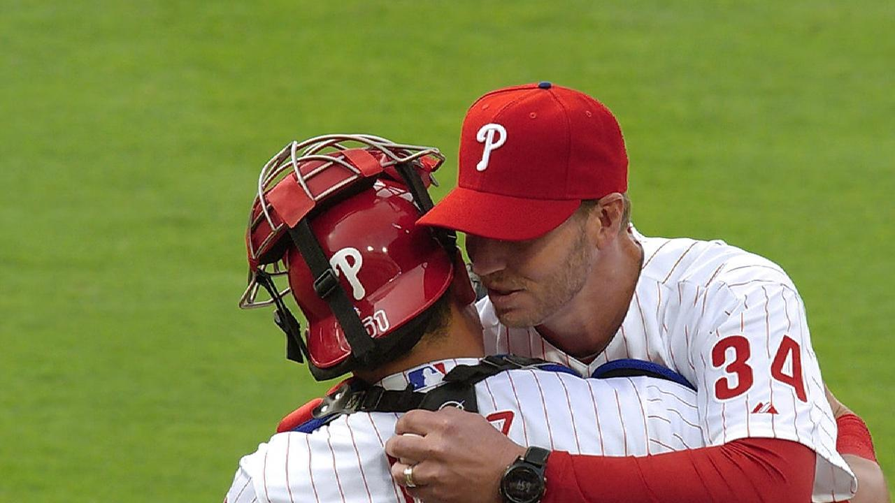 Halladay passes away tragically