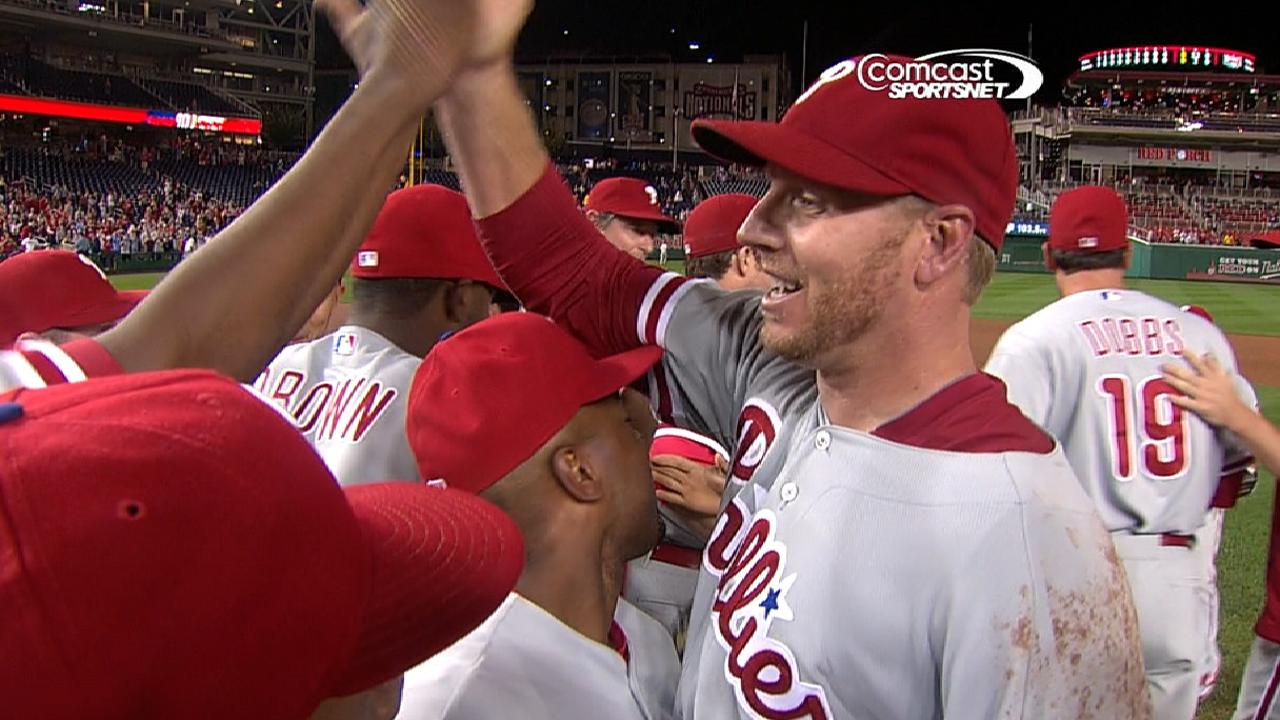 Family man Doc had more to offer Phils, MLB