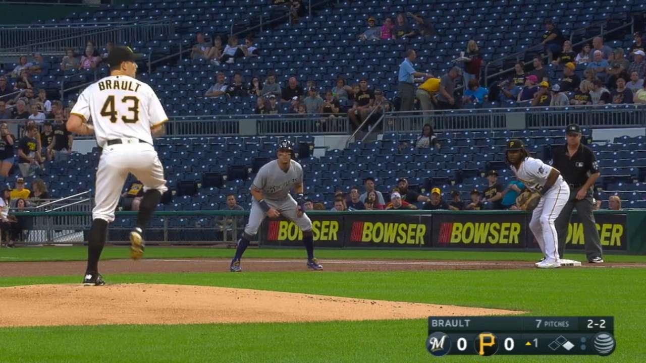 Bucs' Pipeline pitcher of 2017