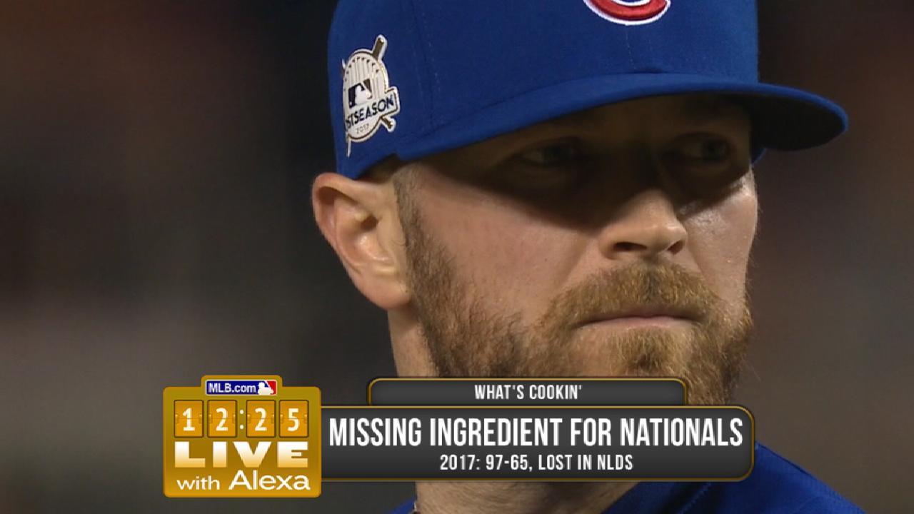 Will Nats target Davis?