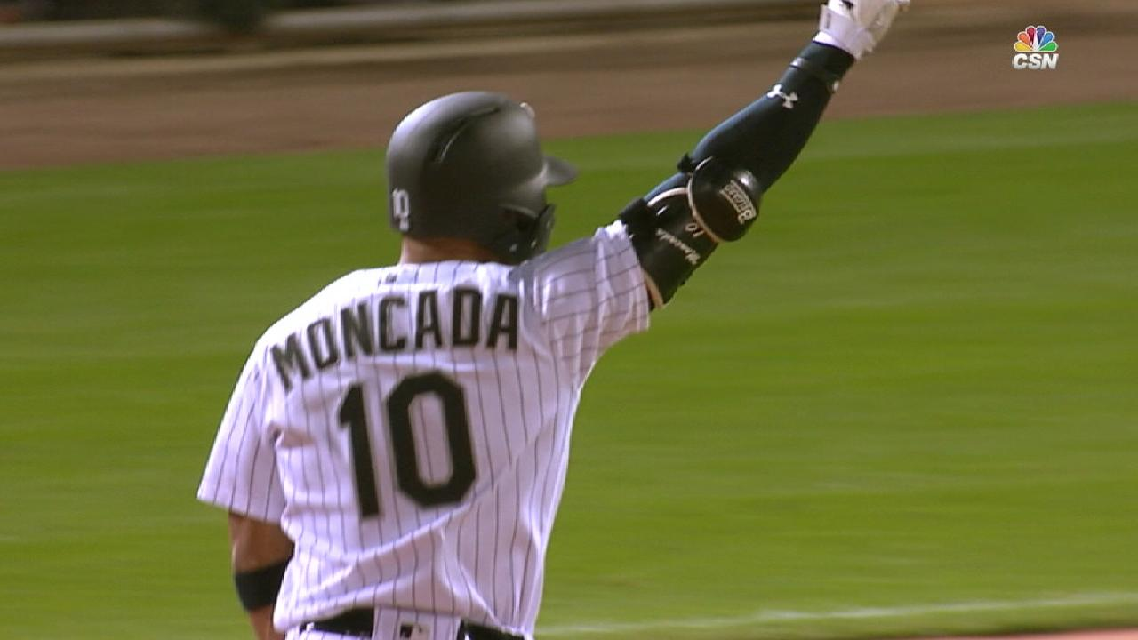 Moncada expecting even more next season