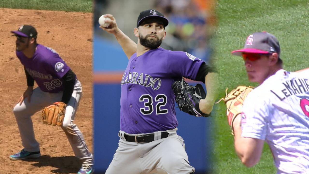 Rockies trio nets MLB Defensive POY Awards