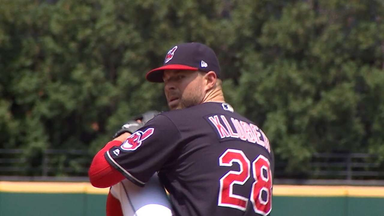 Best Pitcher: Kluber