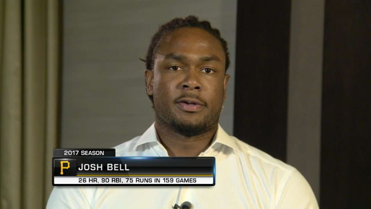 Bell on playing every day
