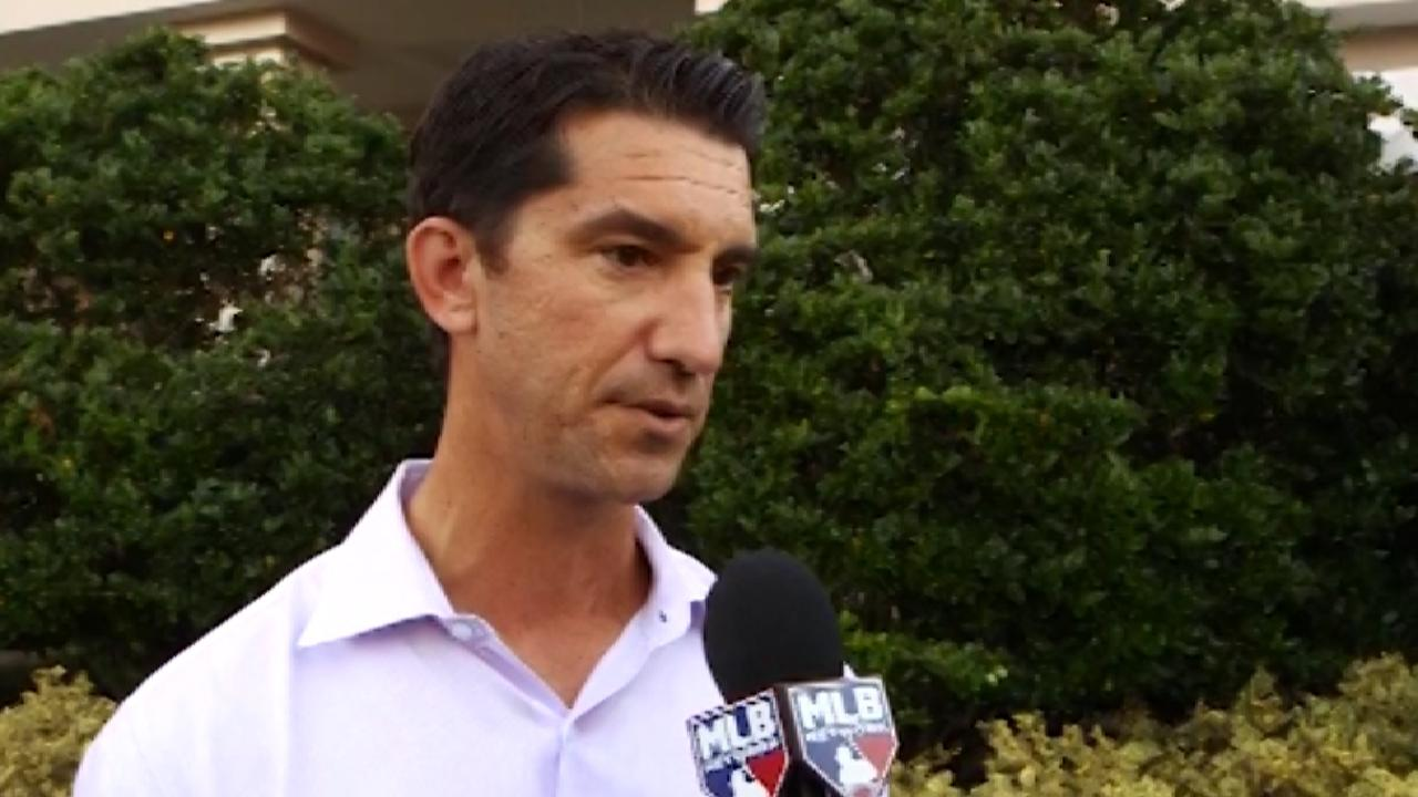 Hall: D-backs will be aggressive this offseason