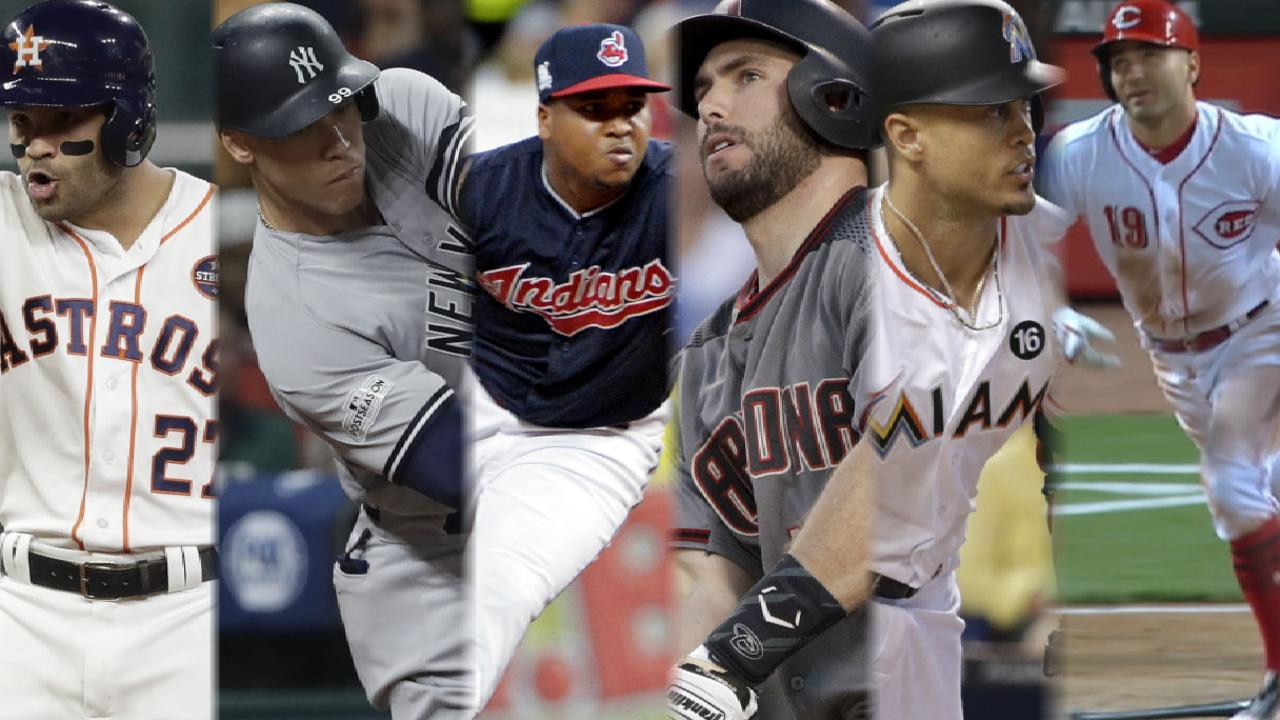 Finalists for BBWAA awards unveiled