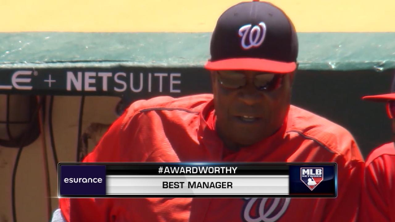 MLB Tonight: Best Manager