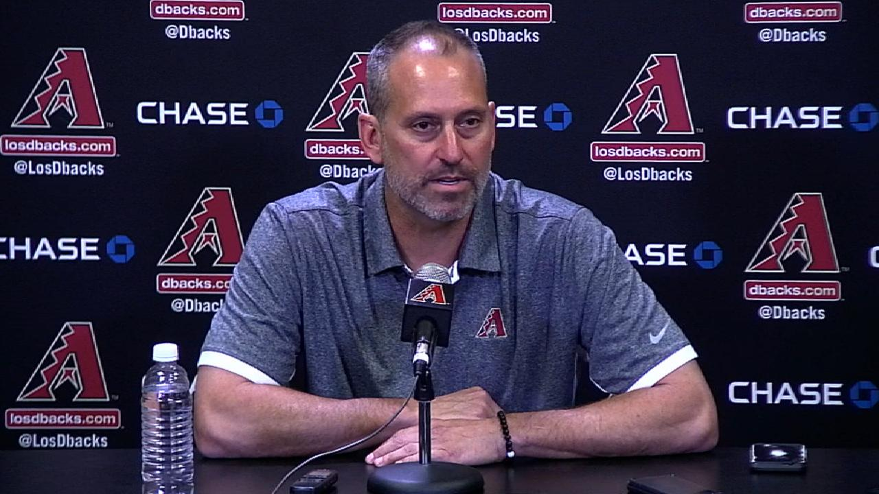Lovullo enjoys MOY honor with heavy heart