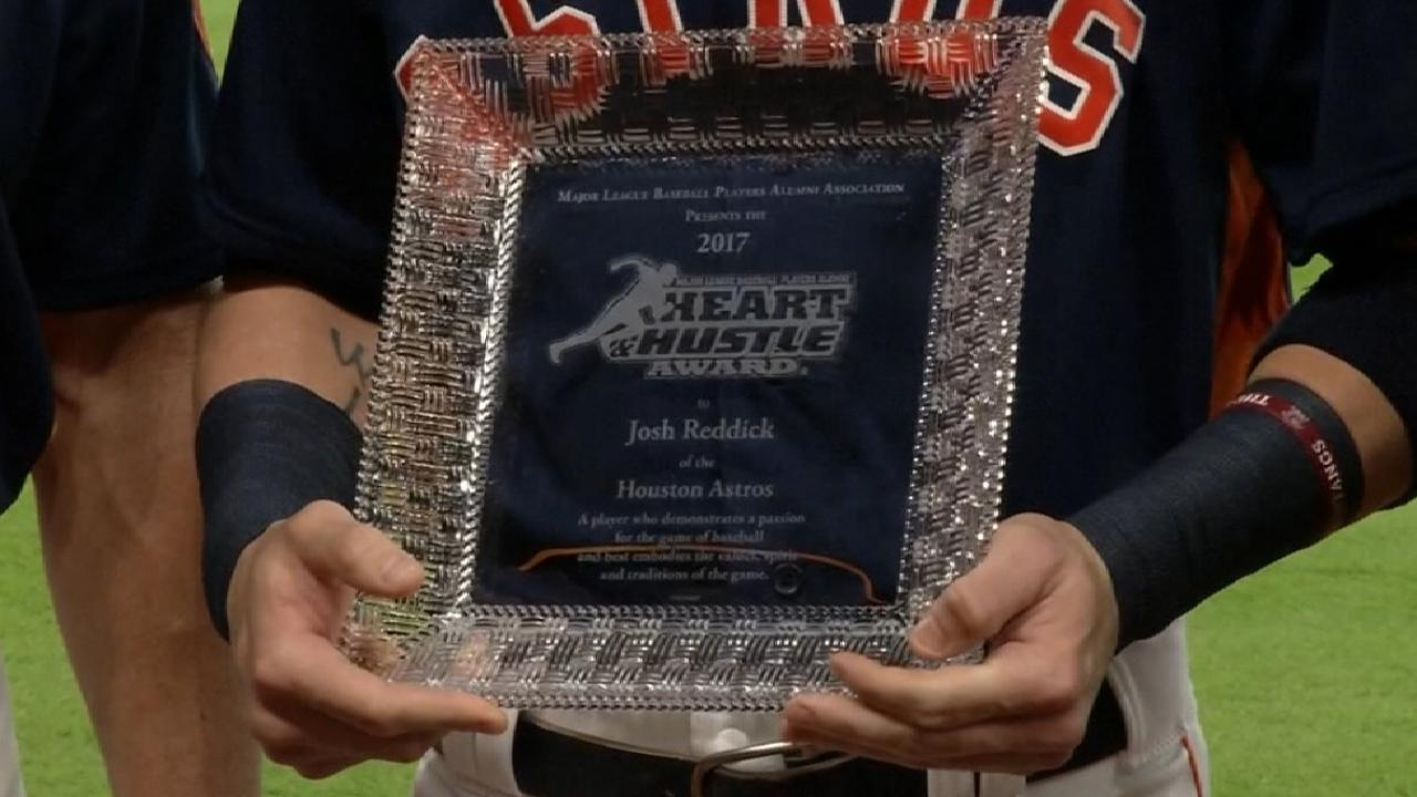 Heart and Hustle Award nominees
