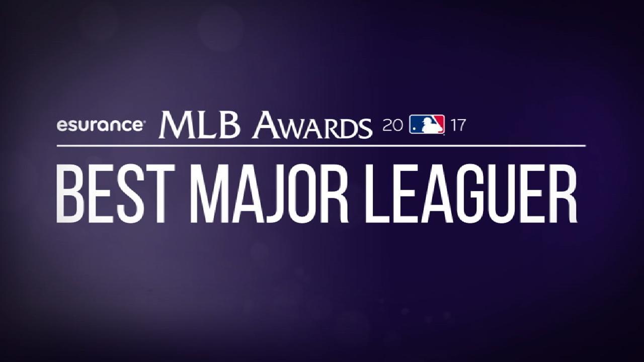 MLB Awards grand finale (8 ET, MLB Network)