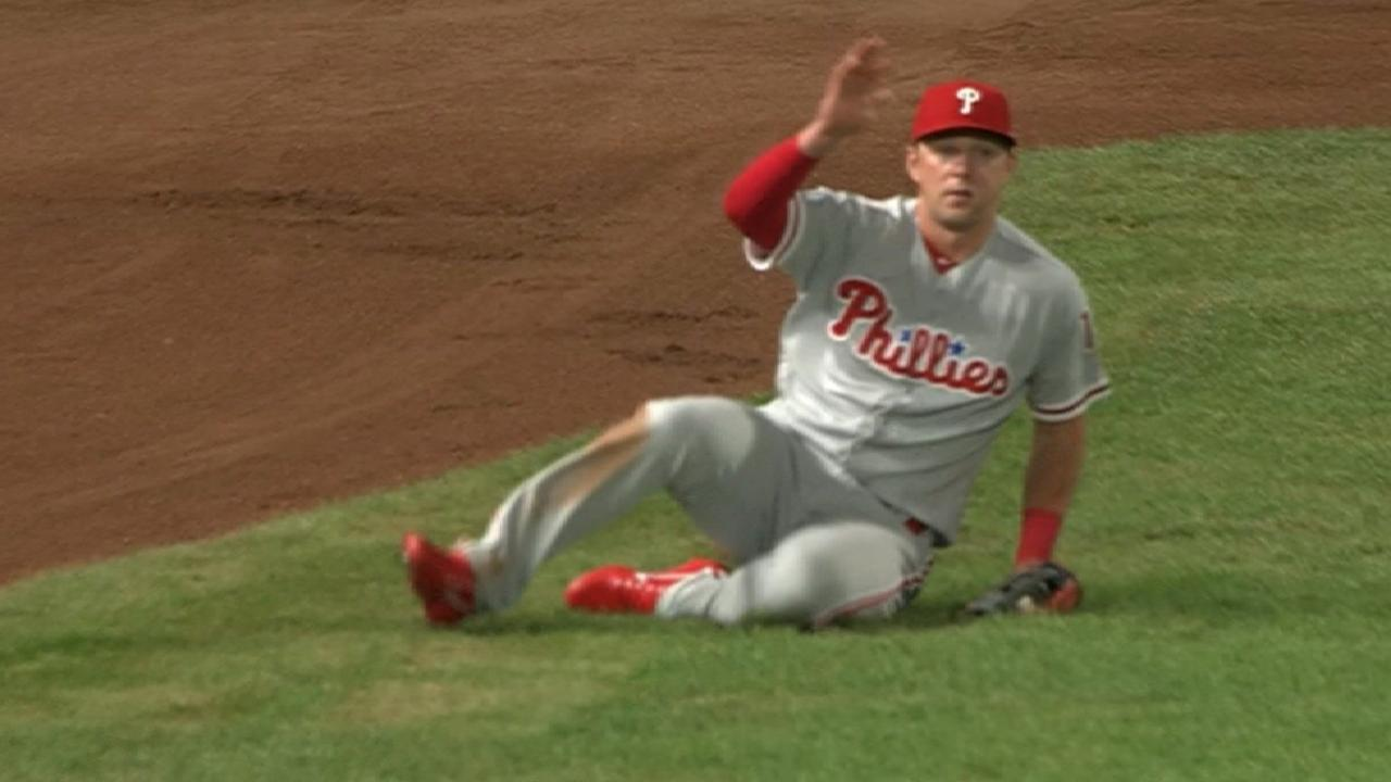 Hoskins looking to improve