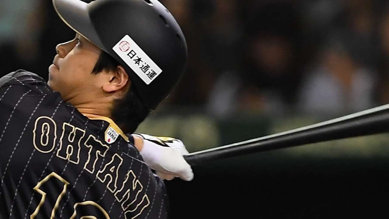 Dipoto on Ohtani being available