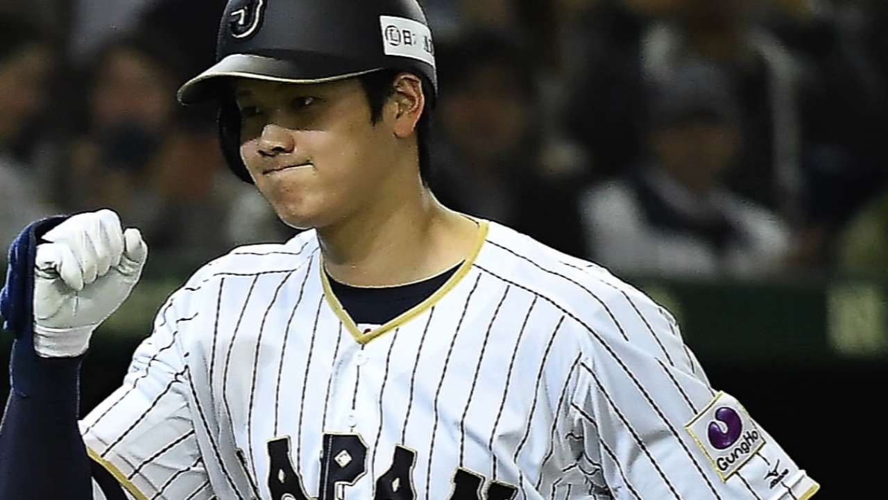Pursuing Ohtani a 'top priority' for Twins.... : MIN ...