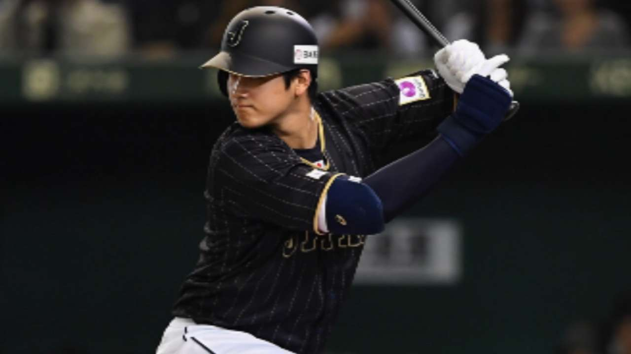 Callis on Ohtani's skill set