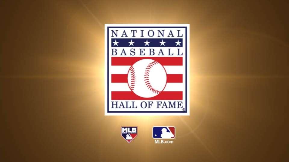 2016 Hall of Fame Ceremonies