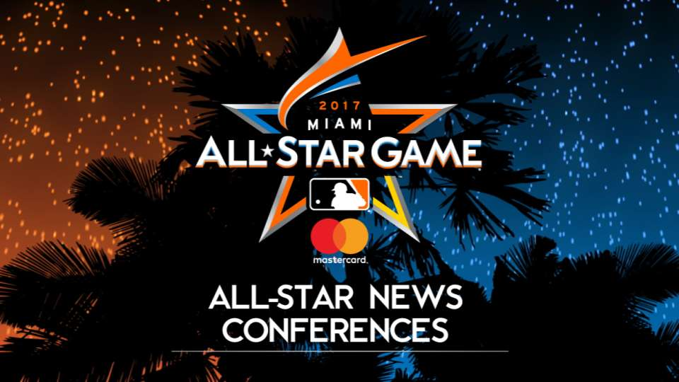 LIVE: All-Star News Conference