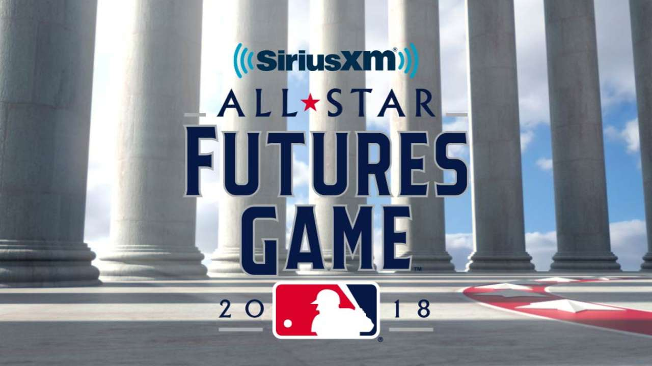 LIVE: SiriusXM Futures Game | 07/15/2018