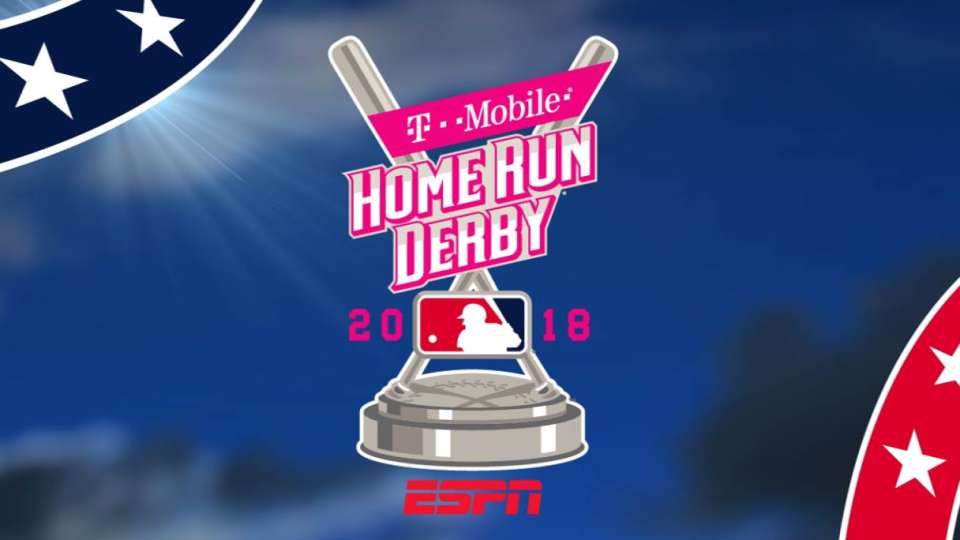 LIVE: T-Mobile Home Run Derby