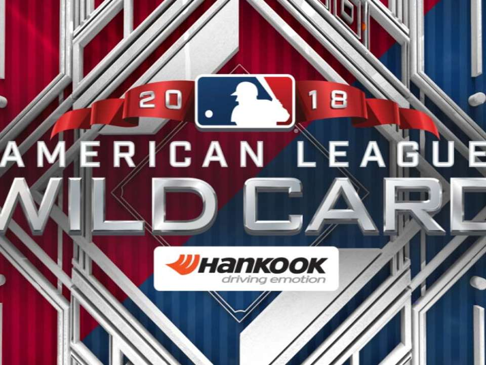 Image result for al wild card game 2018