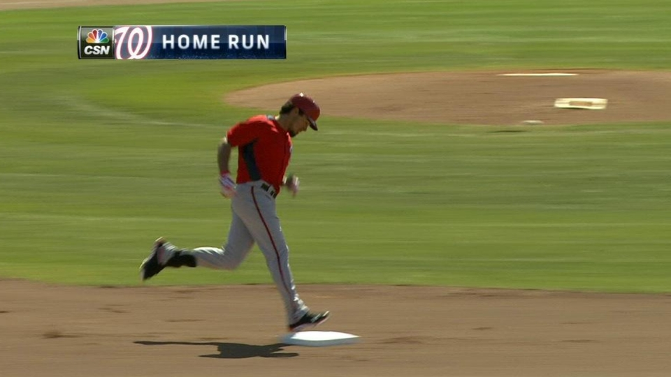 Rendon's solo home run
