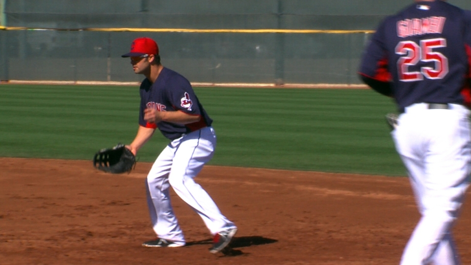 Indians veterans ready to lead