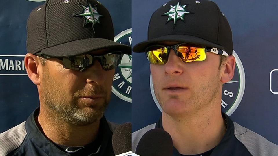 Hansen, Ryan on Mariners hitters