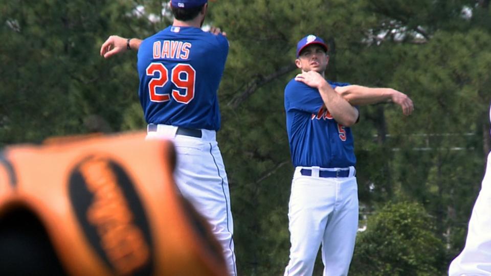 Davis, Duda on young Mets talent