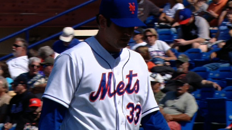 Harvey's dominant outing