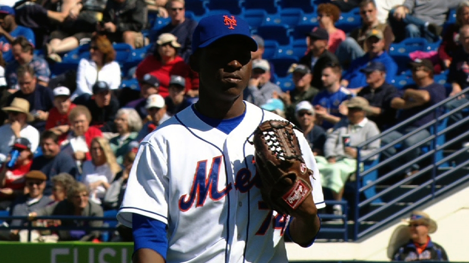 Montero's two innings of relief