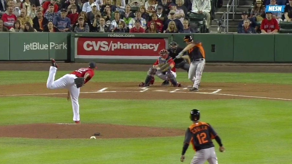 Ford's RBI single