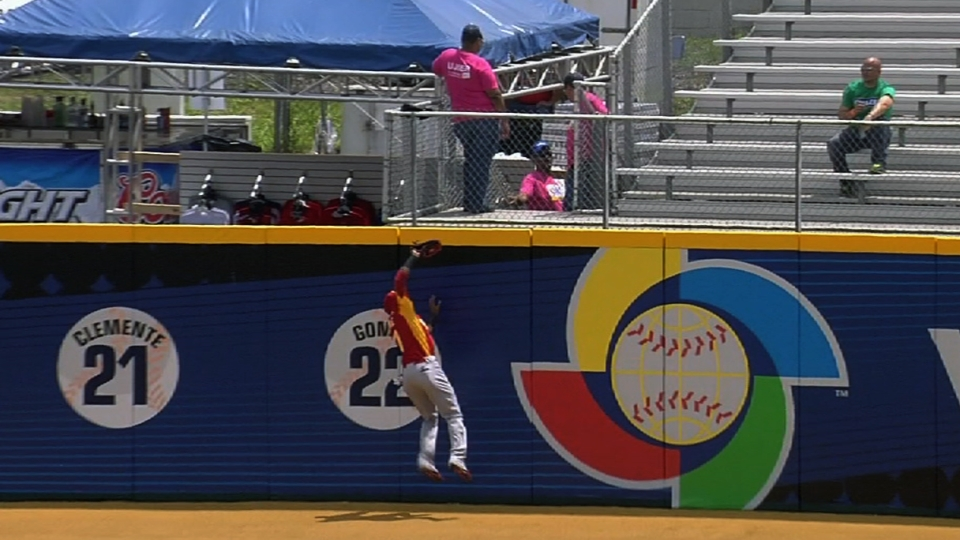 Beltre's great catch