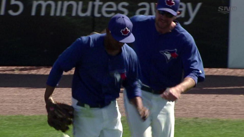 Gose's outstanding diving catch