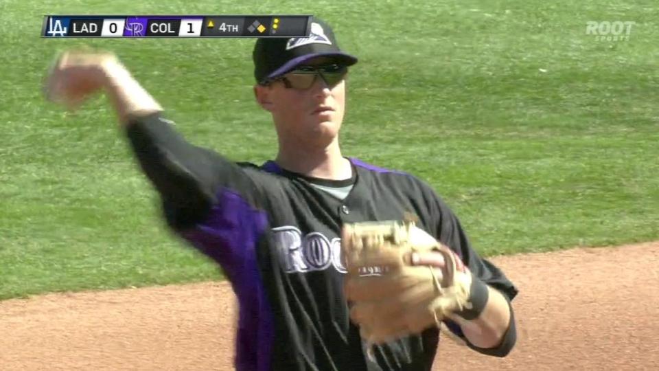 Rockies turn two