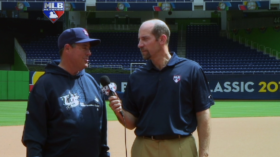Maddux on his decision to coach