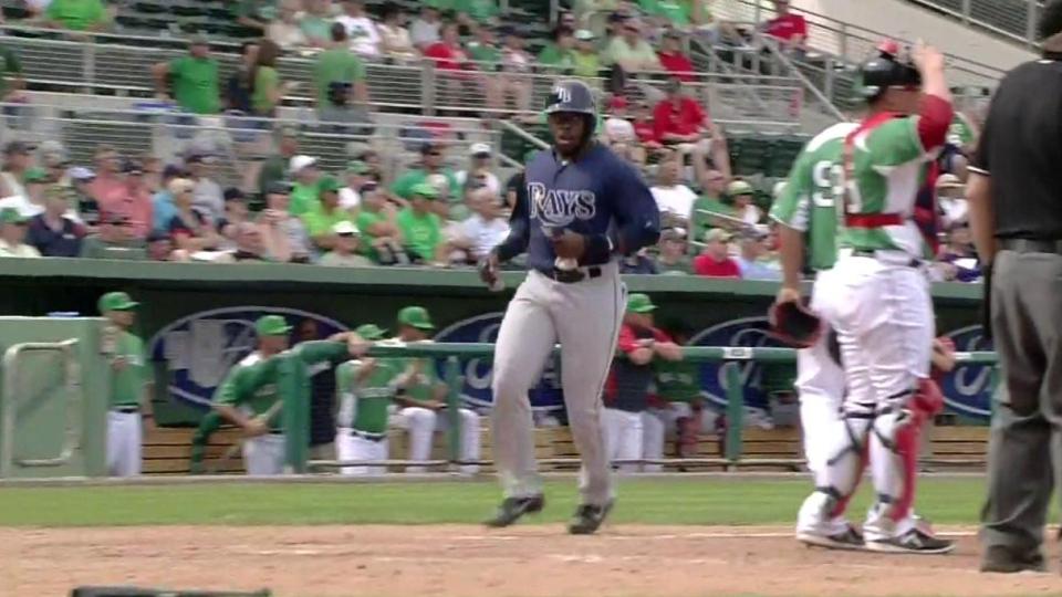 Figueroa's RBI double