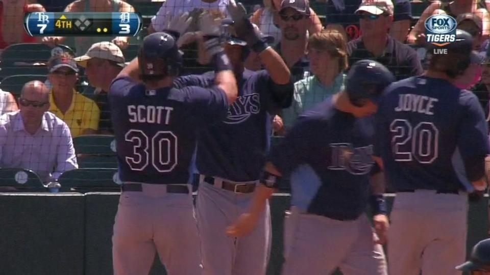Scott's grand slam