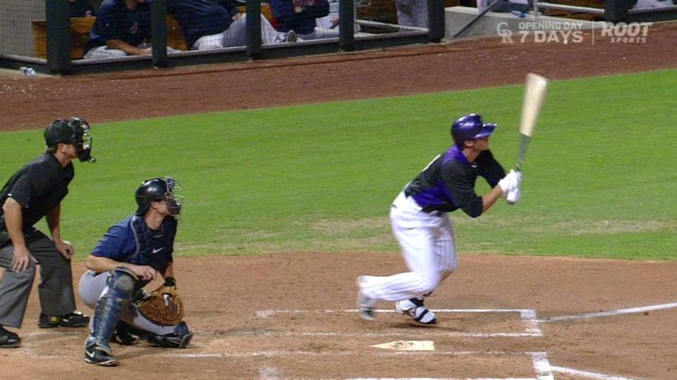Rutledge's RBI double
