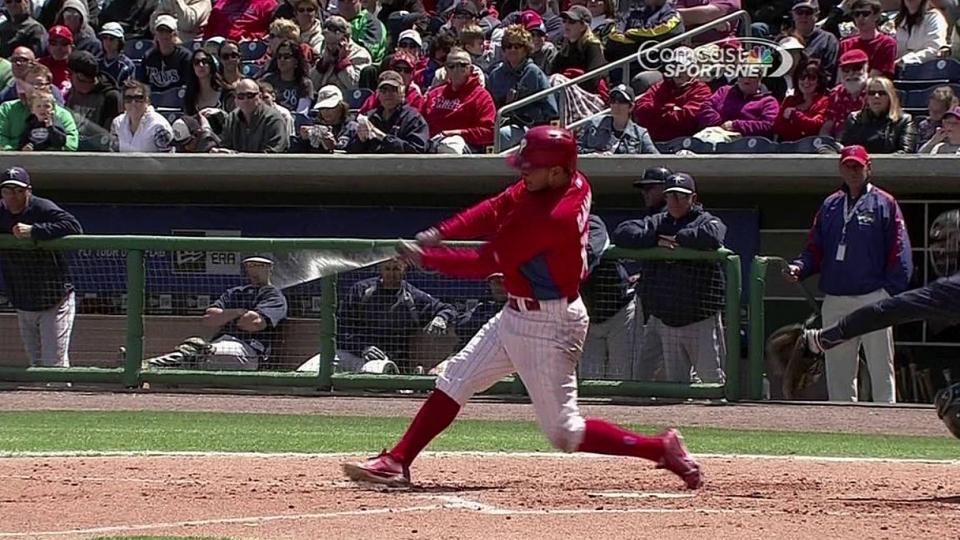 Galvis' two-run homer