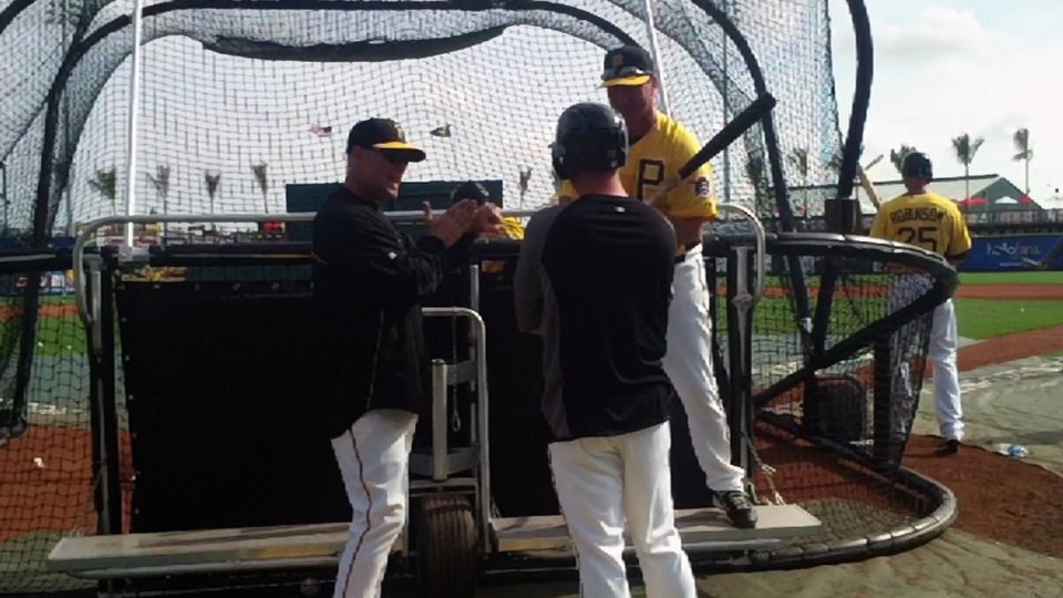 Bell returns to Pirates as coach