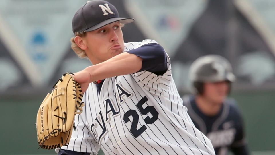 2013 Draft: Braden Shipley, P