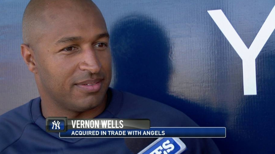 Wells discusses his new team