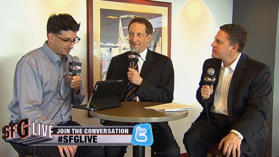 SFG Live: Larry Baer