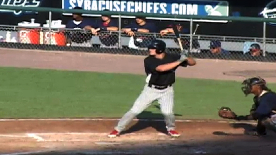 2013 Draft: Cord Sandberg, OF