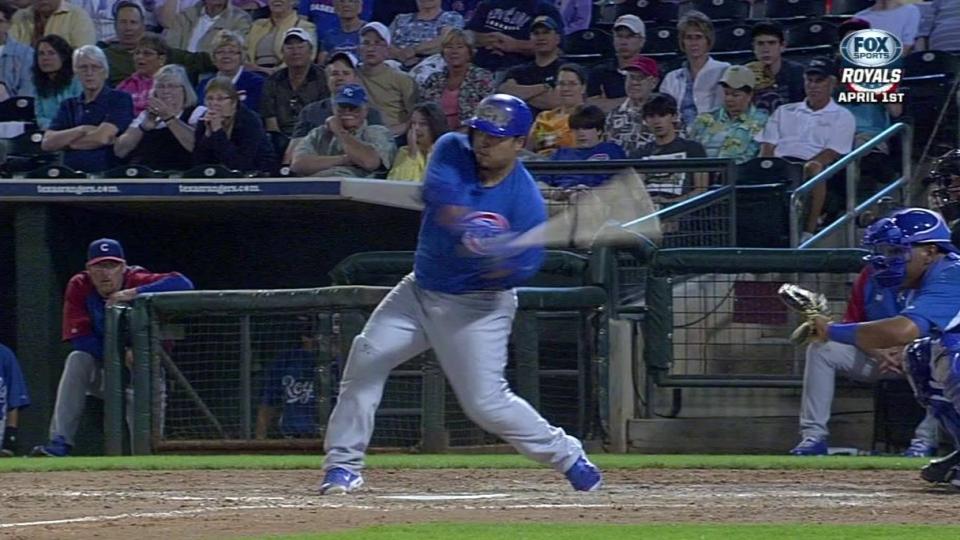 Navarro's two-run double