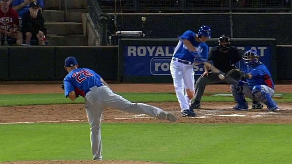 Getz's six-hit game