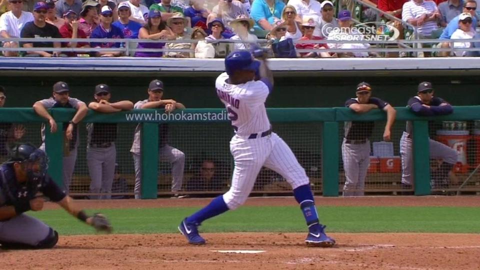 Soriano's two-run homer