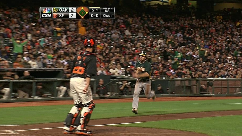 Sogard's RBI single
