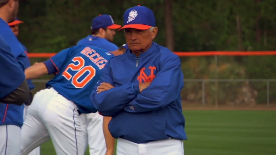 Collins on managing 2013 Mets