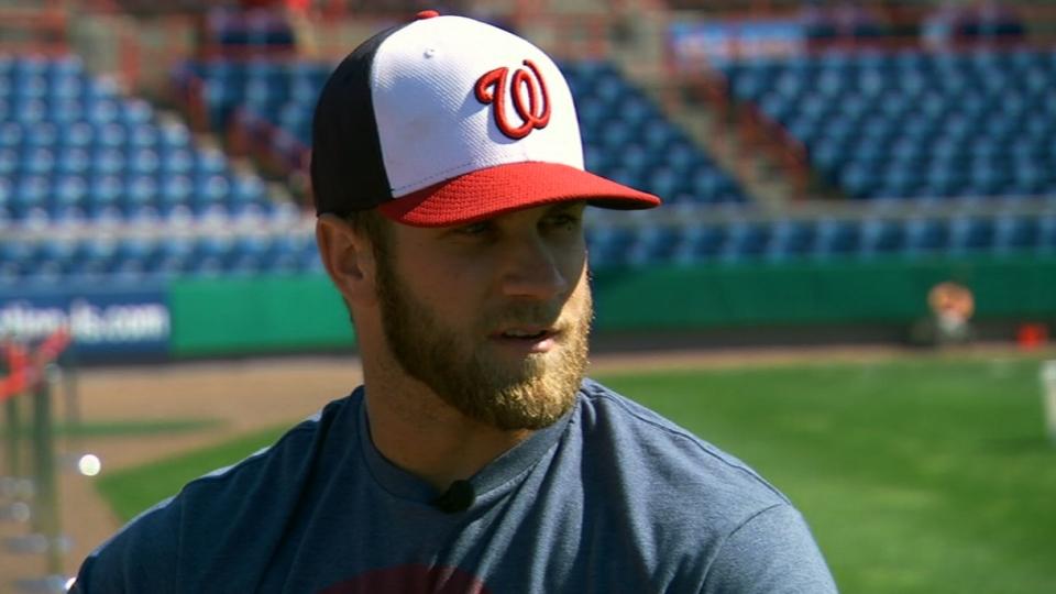 Harper looks ahead to '13 season