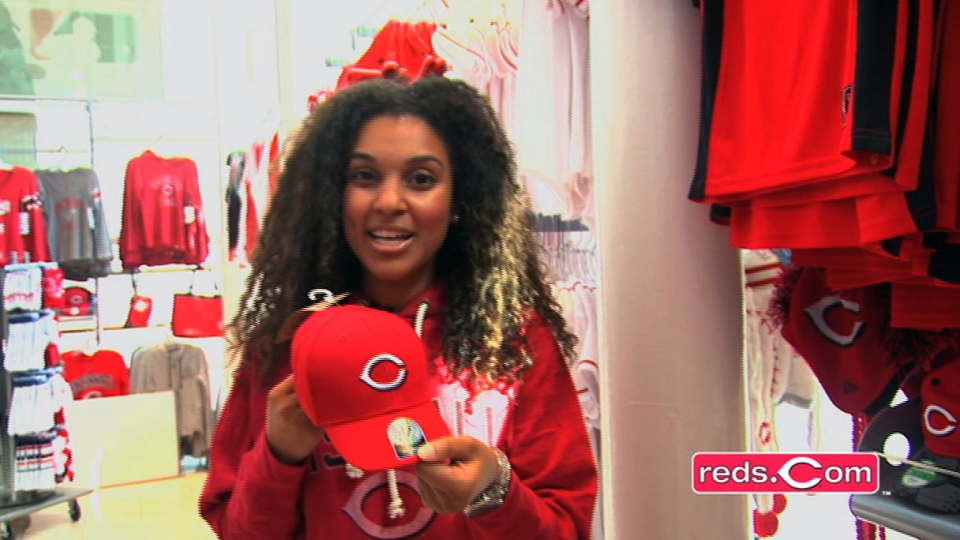 Reds' renovated Team Shop